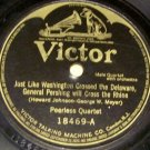World War One War Song - General Pershing 78 RPM