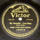 My Sweetie - One Step  78 RPM on Victor  For Dancing
