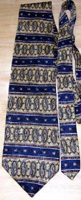 Vintage All Silk Necktie