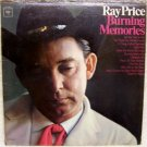 Ray Price : Burning Memories