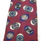 Ram Collection Silk Necktie