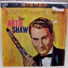 The Great Artie Shaw 1959 RCA Recording