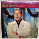 Perry Como Sings Merry Christmas Music 33 1/3 RPM