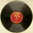 Abide With Me, Geraldine Farrar,  One Side 78 RPM Record