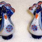 Vintage Collectible USSR Porcelain Salt & Pepper