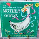 1958 Golden Books Record - Mother Goose