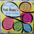 1958 Golden Books Record - Walt Disney