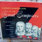 1958 Golden Books Record - Great Composers