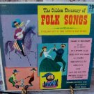 1958 Golden Books Record - Folk songs