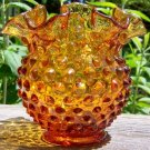 Fenton Hobnail Vase