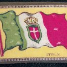 Tobacco Flag,  Italy