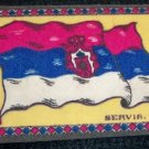 Tobacco Flag,  Serva