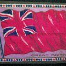 Tobacco Flag, Great Britain -Lavendar