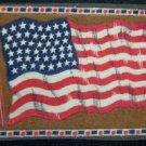 Tobacco Flag, America # 3