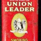 Union Leader Tobacco Tin -  P. Lorillard Company