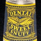 Dental Snuff Note Pad