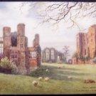 Kenilworth Castle Unused Postcard