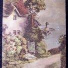 At Lynmouth N. Devon  Unused English Postcard