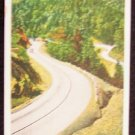 Hwy 10 - N.C. Mountains 1930's Postcard  Unused