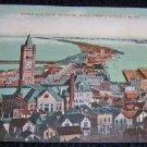 Minn Point, Duluth, Minn.  Unmailed Postcard
