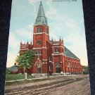St. Joseph Church Oklahoma City  unused Postcard