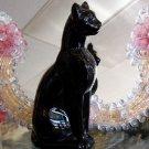 Vintage Baccarat Cat