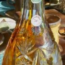 Vintage Nachtmann Bleikrristall Bohemian Cut to Clear Vase