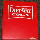 1964 Diet Way by Double Cola, Dist. Binder