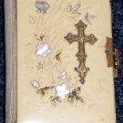 Vintage Cir.1895 Small Catholic Bible