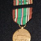 USA Europe Africa Campain Medal - Original