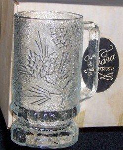 Tiara's Ponderosa Pine Tall Mugs Set of Four