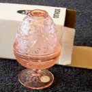 Tiara Peach Fairy Lamp  1970's