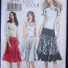 Vogue Very Easy V8197 Sewing Pattern - Womens