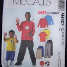 McCall's Easy Endless Options Sewing Patterns for Boys M4507