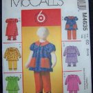 McCall's M4635 Childrens Sewing Pattern