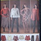 Simplicity 2766 Sewing Pattern  Easy to Sew Misses/Womens