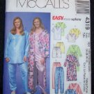McCall's 4319 Sewing Pattern Womens/Womens Petite