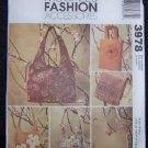 McCall's Fashion Accessories - Handbag 3978 Sewing Pattern