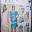 McCall's Sewing Pattern M4461 Misses/Miss Petite Top, Tunic, Skort & Capri Pants
