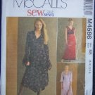 McCall's Sewing Pattern M4586 Misses/Miss Petite Dress