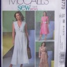 McCall's Sewing Pattern M4770  Misses Dress - 2 lengths