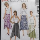 McCall's Sewing Pattern M4457 Misses/Miss Petite Skirts