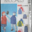 McCall's M4583 Sewing Pattern Boy's & Girls Jacket,Skirt & Pants