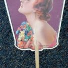 Vintage Advertising Fan  Tobacco