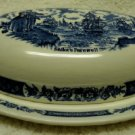 Fair Winds by Alfred Meakin Butter Dish