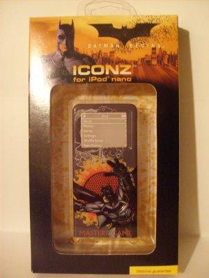 ICONZ Batman begins iPod nano Jacket case (Red & Black)