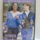 Power walking Body and Soul Fitness (DVD)