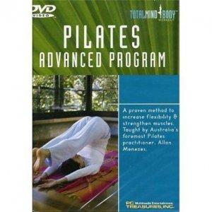 PILATES ADVANCE PROGRAM (DVD)
