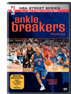 NBA Street Series Ankle Breakers Volume 1 (DVD)