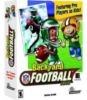 backyard football 2002 by infogrames